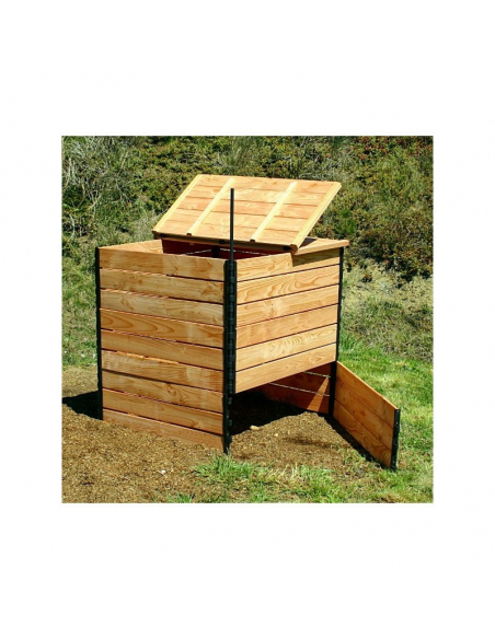 Dry Toilet Composter - 1200 liters - Douglas