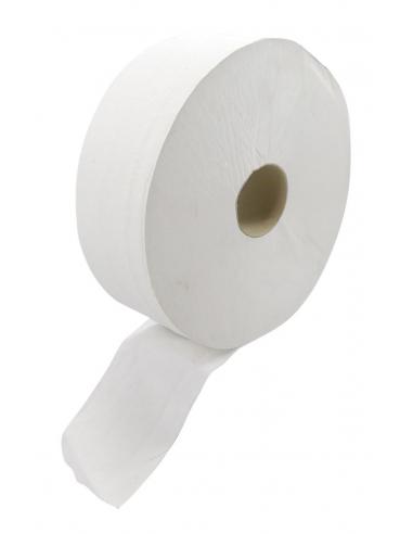 6 rollos papel higiénico industrial...
