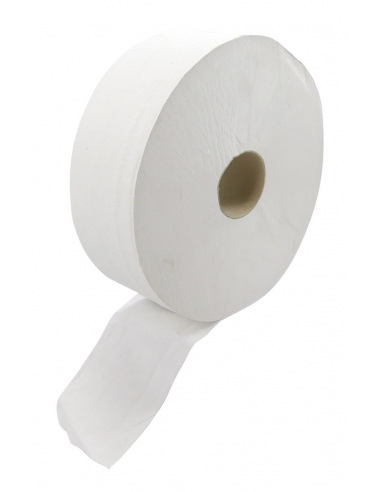 24 rollos papel higiénico industrial...