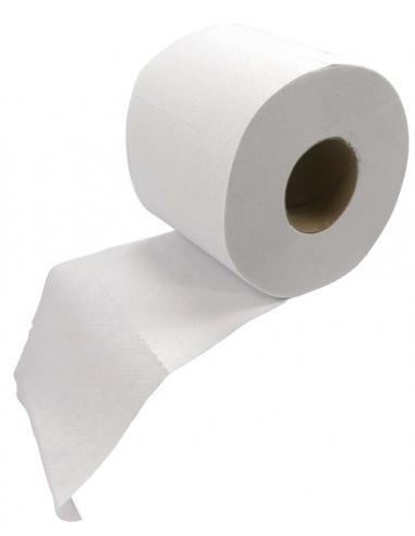6 rlx de papier hygiénique 400 feuilles ECOLABEL Papeco