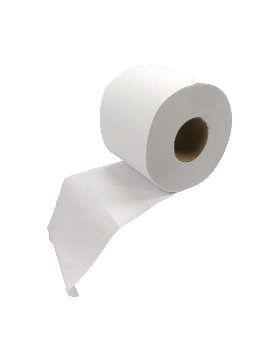 Fabriquer Un Dévidoir Papier Toilette 18 rlx de papier hygiénique 400 feuilles ecolabel papeco