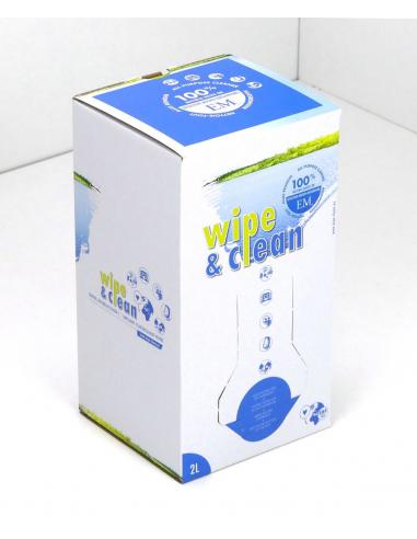 Wipe & Clean EM natural cleaner