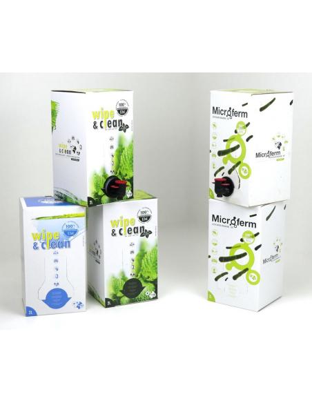 Nettoyant naturel Wipe & Clean EM Menthe