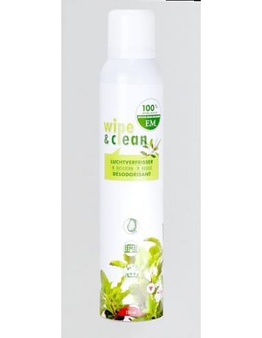 Natural Air Freshener Wipe & Clean EM...