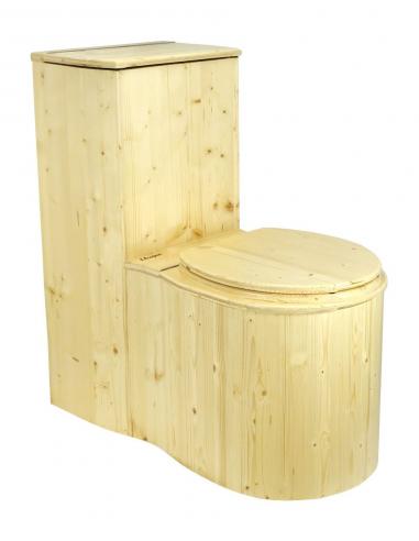 Le Cagaròl - Dry toilet
