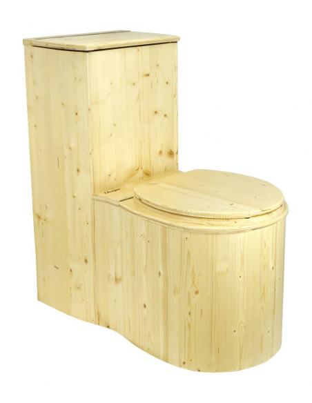 Le Cagaròl - Toilette sèche