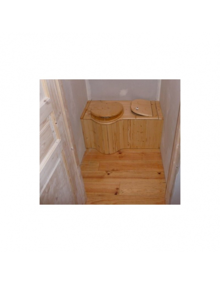 Maßgeschneiderte Trockentoiletten