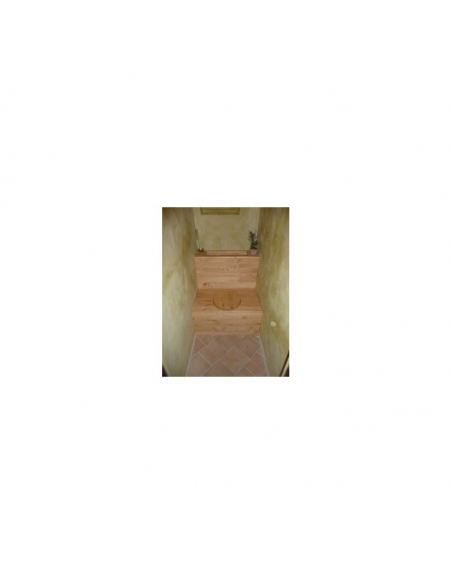 Bespoke dry toilets