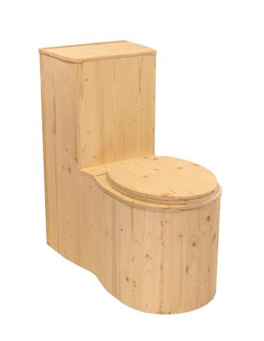 Le Cagaròl Douglas - Toilette sèche