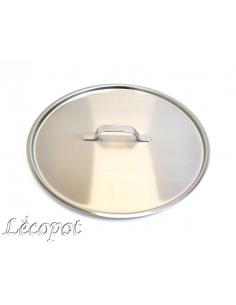 Stainless steel bucket lid...