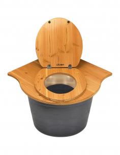 La Cernalha - Toilette sèche pour Ventarèl