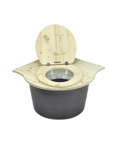 La Granhòta - Dry toilet