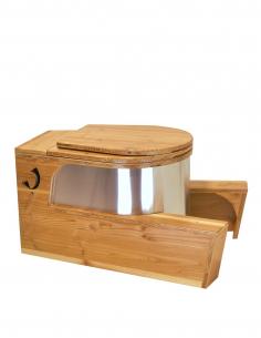 Ephysia - ergonomic dry toilet