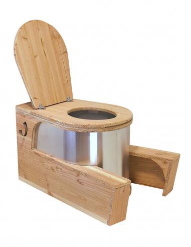 Ephysia - Toilette sèche ergonomique