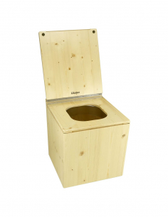 Le Bugarach - Dry toilet