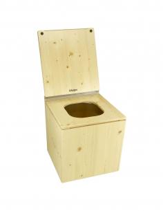 Le Bugarach - Toilette sèche