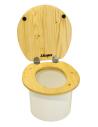 Mini colombes - Toilette sèche pour bébé
