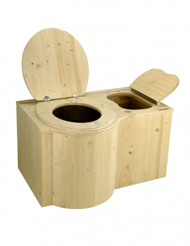 The New Butterfly - Dry toilet