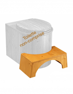 Physiological booster stool...