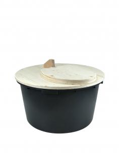 La Granhòta 90 - Dry toilet