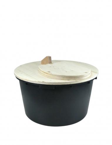 La Granhòta 90 litres - Toilettes sèches