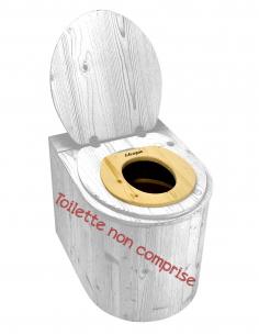 Réducteur de toilette - Toilette sèche