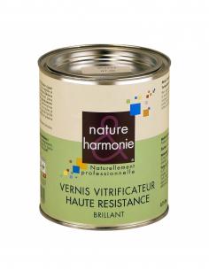 Vernis vitrificateur Haute résistance Brillant 75cl