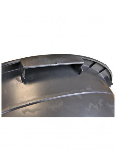 65l-Behälter aus Polyethylen