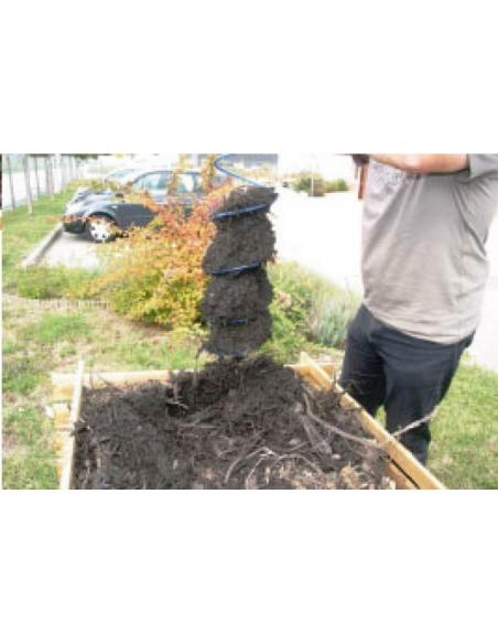 Brass Kompost - Kompostmischer