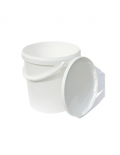 21L food grade plastic bucket