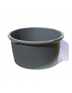 90 L Polyethylene container waterless toilet