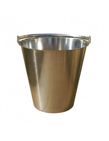 15l-Edelstahleimer für komposttoiletten - Lécopot Trockentoiletten