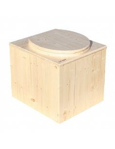 The Block - Compost dry toilet