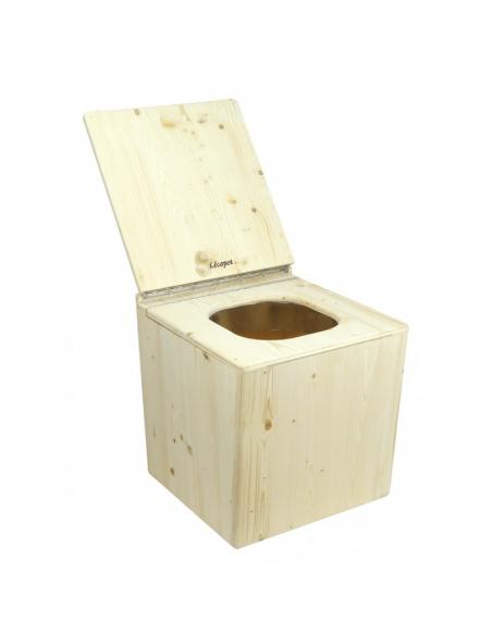 Bugarach - Komposttoilette im modernen Design