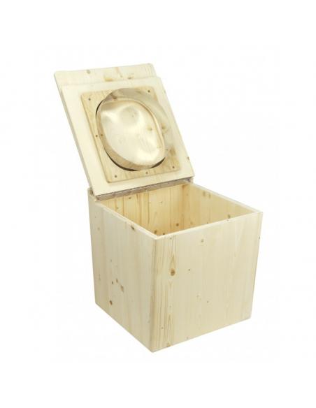 Bugarach - dry toilet