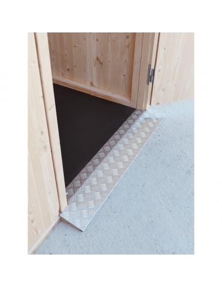 LécoBox für Behinderte - Trockentoilette für Behinderte für draußen