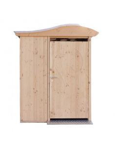LécoBox RMP – Outdoor compost toilet