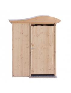 LécoBox RMP – Outdoor compost toilet